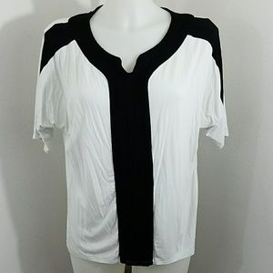Chico's Size 0 Blouse Shirt Top